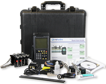 Ultrasonic Flow Meter Hire